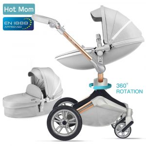 carritos de bebe hot mom adecuado para la criatura que poseas